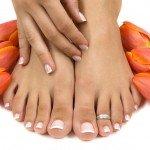 Признаки грибка ногтей на ногах