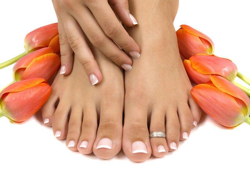 Как выглядит грибок ногтей на ногах и руках