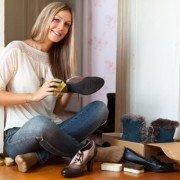 Дезинфекция обуви против грибка и обработка от запаха ног