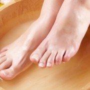 Лечение грибка ногтей перекисью водорода (H2O2)