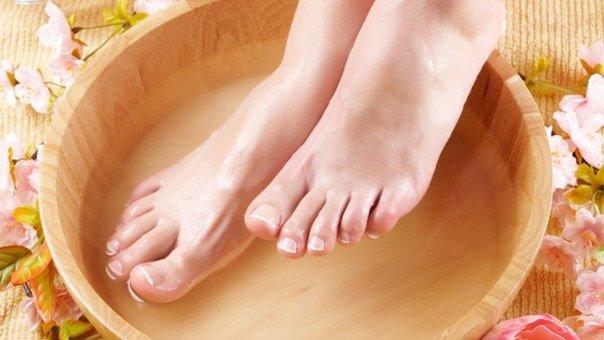 ванночки с перекисью от грибка ногтей