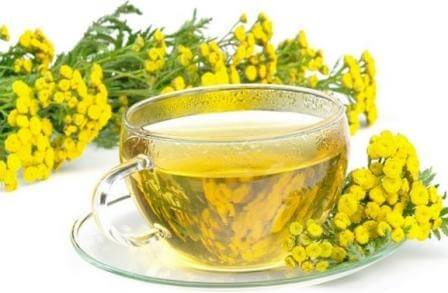 Монастырский антипаразитарный чай от грибка ногтей